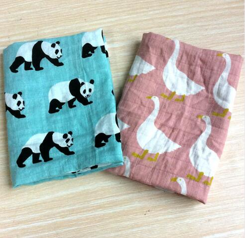 Langes Panda/Duck - Lot de 2 - Unisex - Popotin
