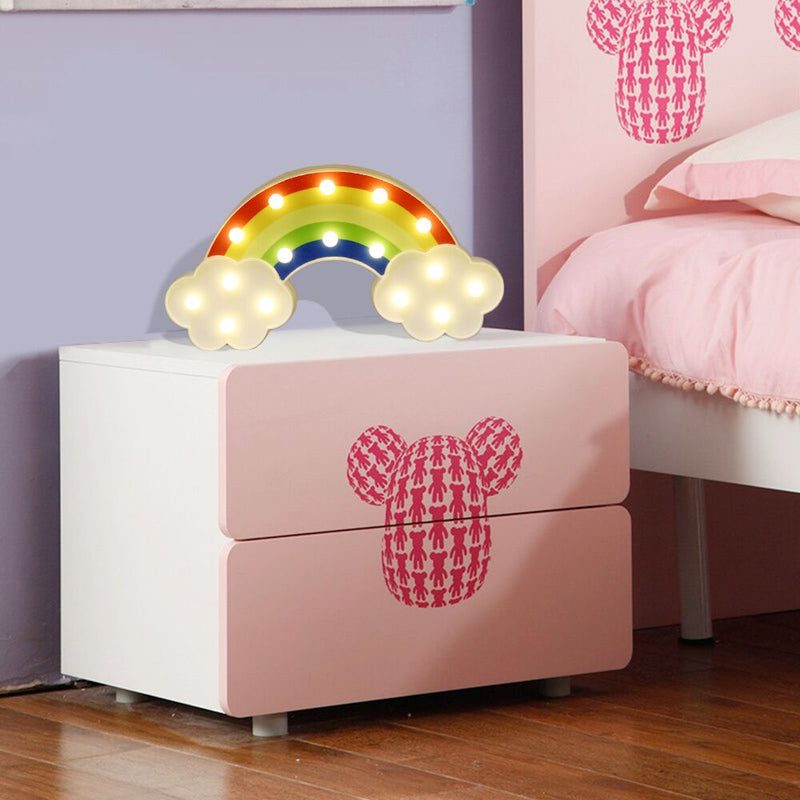 Décoration - Lampe LED Rainbow - Popotin