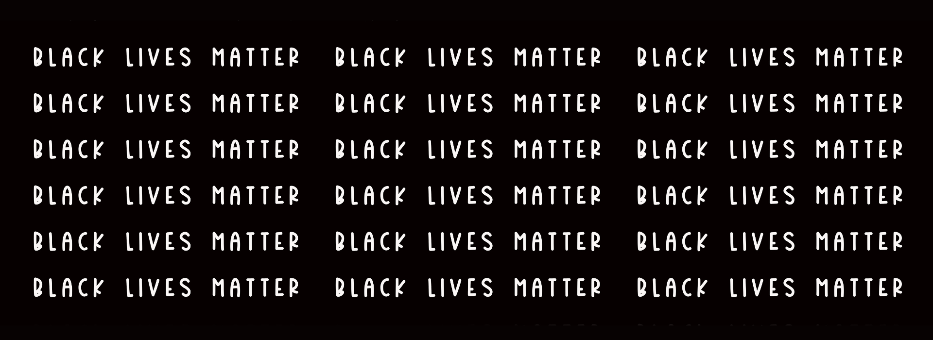 Black Lives Matter With Stop Hate UK
