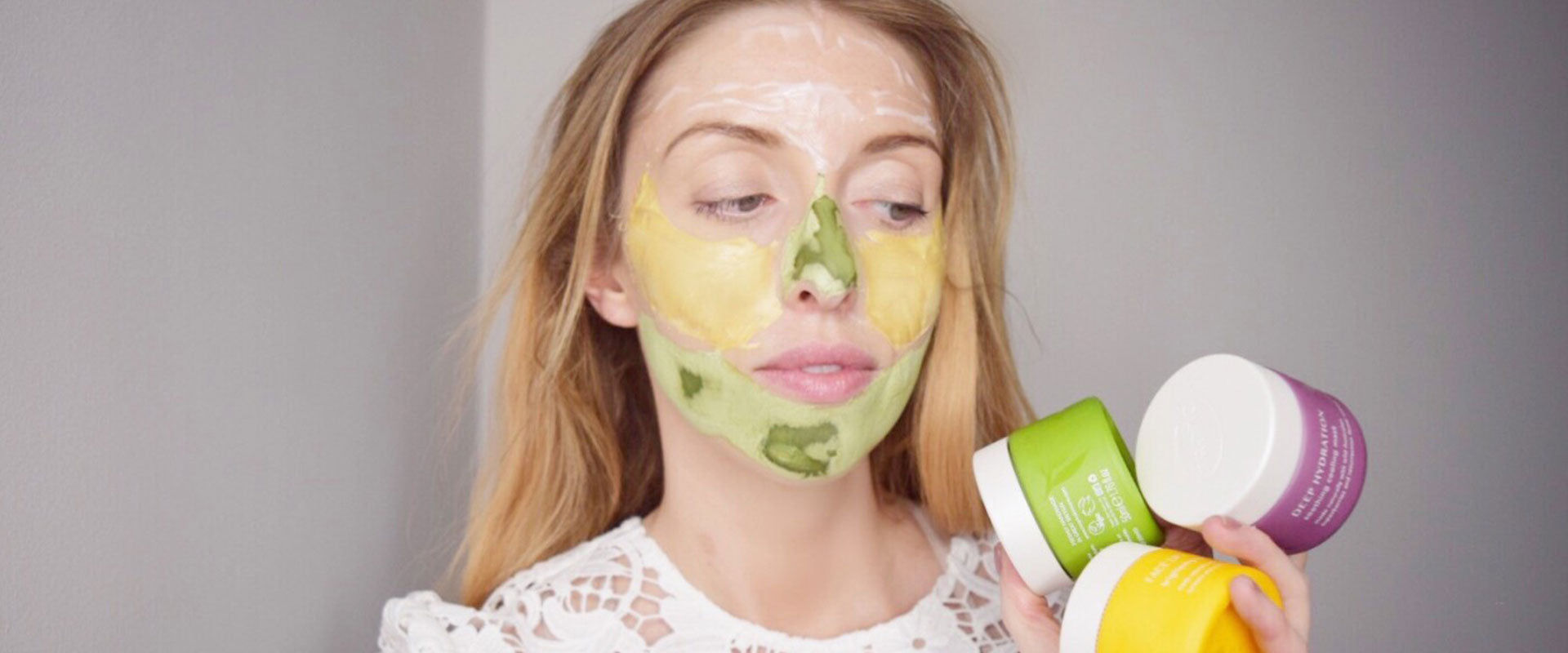 tropic skincare mask mapping face masks