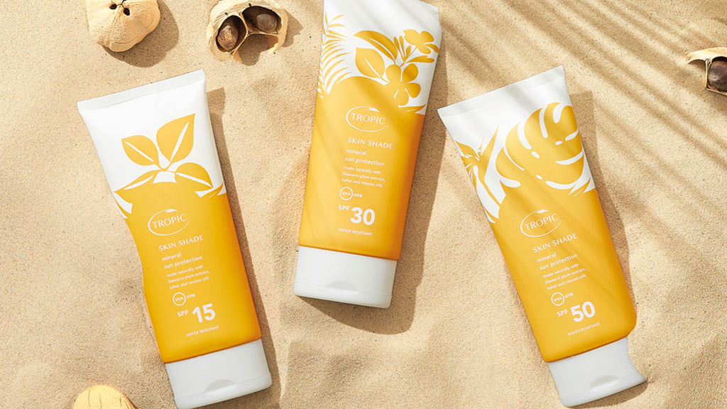 skin shade mineral sun protection