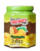 Jam - Pineapple, 11 oz - Marie Sharp's Company Store