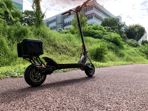 Zero 10X Limited Electric Scooter Malaysia