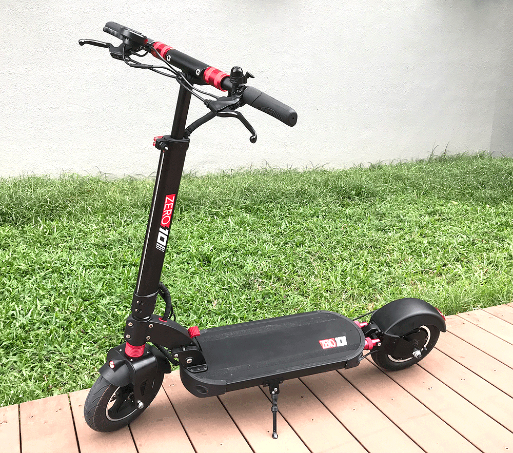 Zero 10 Electric Scooter