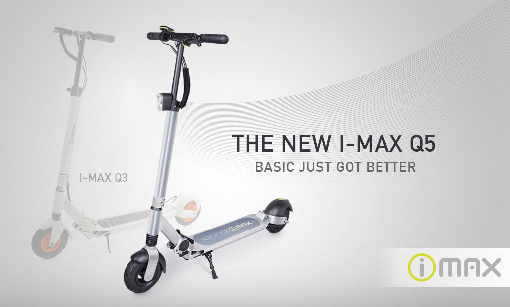 iMax Q5 Electric Scooter Malaysia