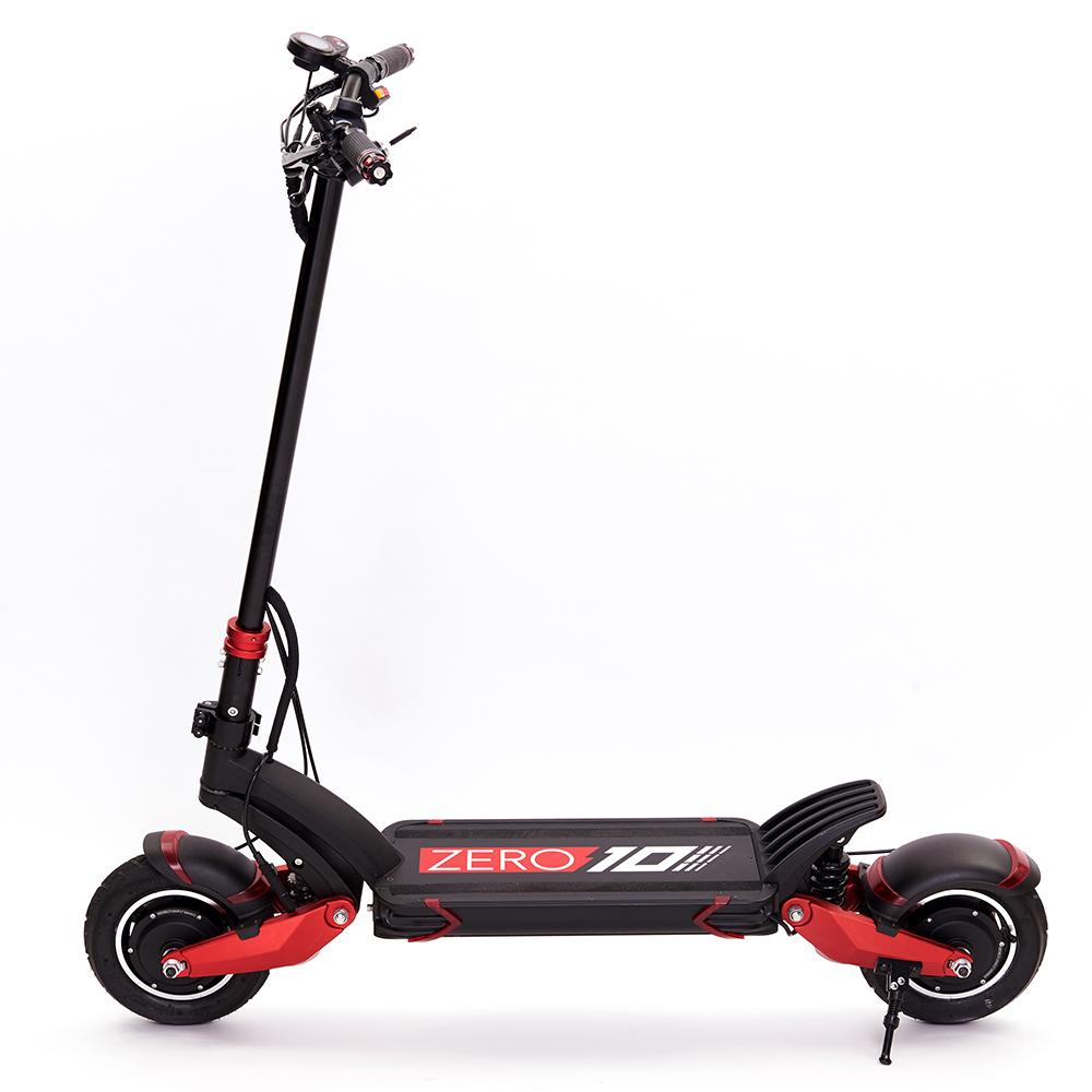 ZERO 10X - 2 Wheel Drive E-Scooter - Scootology - Malaysia's Best Electric Scooter