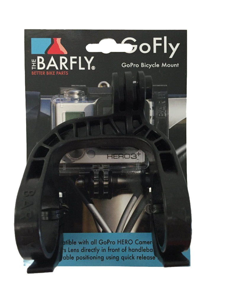 Barfly GoFly GoPro Mount - Scootology - Malaysia's Best Electric Scooter