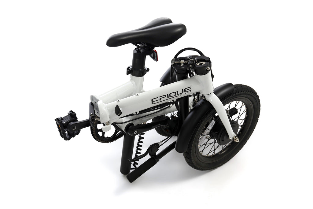EPIQUE City Electric Bicycle - Scootology - Malaysia's Best Electric Scooter