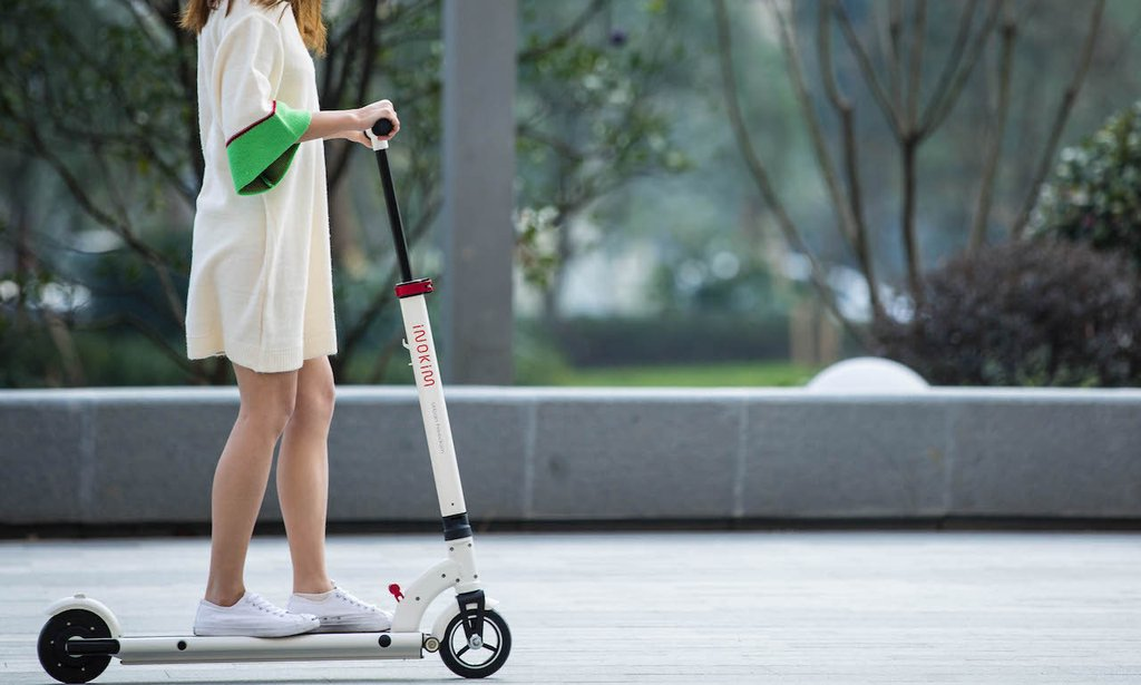 INOKIM Mini 2 Electric Scooter - Scootology - Malaysia's Best Electric Scooter
