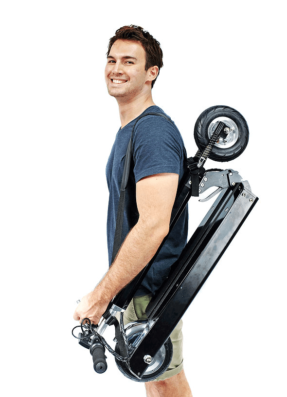 Carry Strap (for Inokim, Zoom Air, ZERO etc) - Scootology - Malaysia's Best Electric Scooter