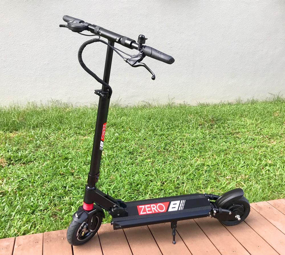 Zero 8 E-Scooter - Scootology - Malaysia's Best Electric Scooter