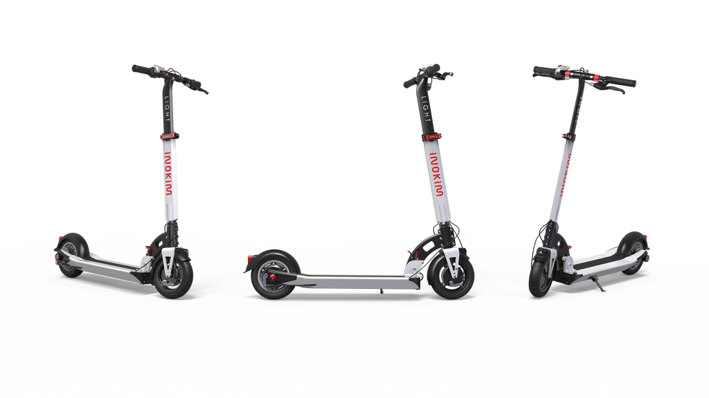 Inokim Light 2 (2018) E-Scooter - Scootology - Malaysia's Best Electric Scooter