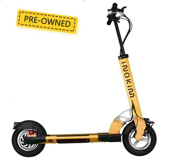 Pre-Owned Inokim Quick 2 - Scootology - Malaysia's Best Electric Scooter