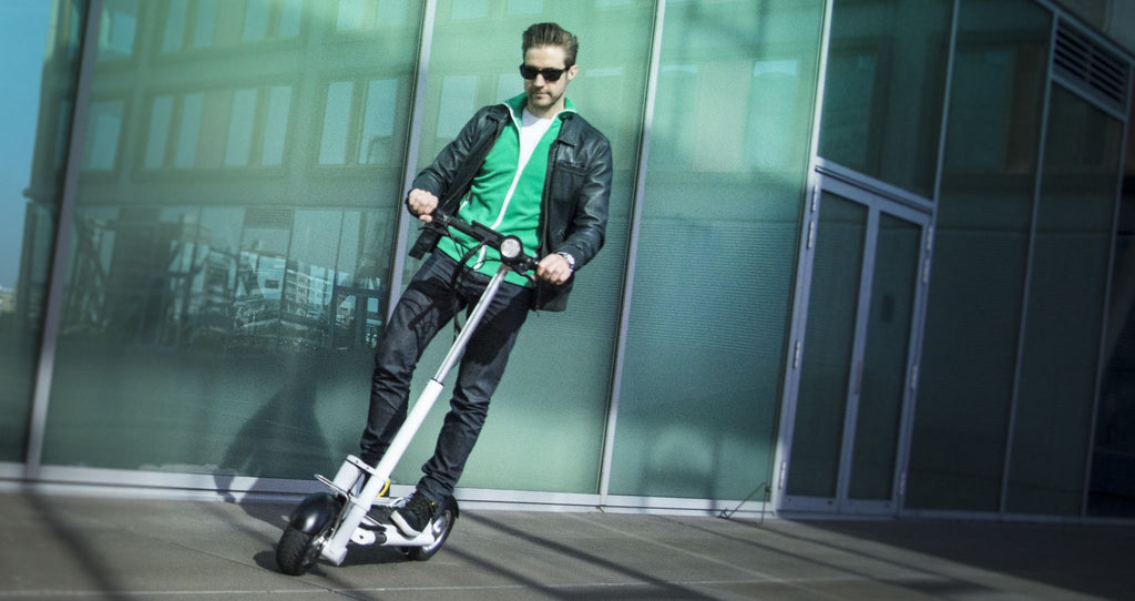 JACK E-Scooter - Scootology - Malaysia's Best Electric Scooter