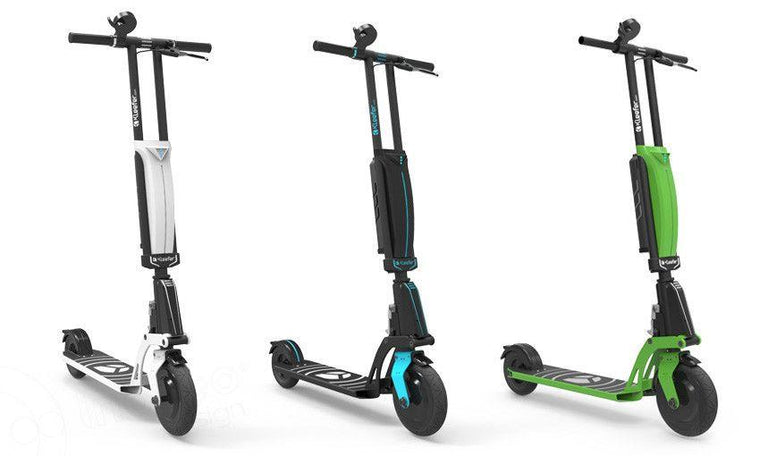 Kleefer Electric Scooter Colour