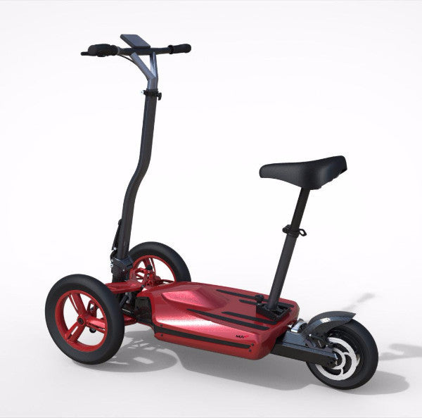 MUVe [Electric 3-Wheeler] - Scootology - Malaysia's Best Electric Scooter