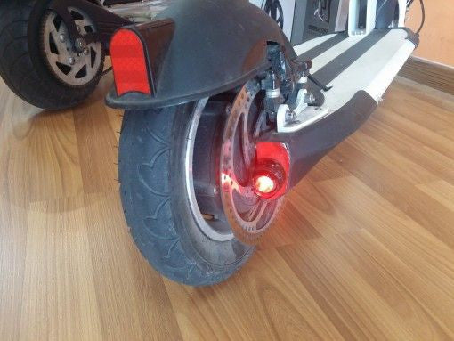 Rear Lights - Scootology - Malaysia's Best Electric Scooter