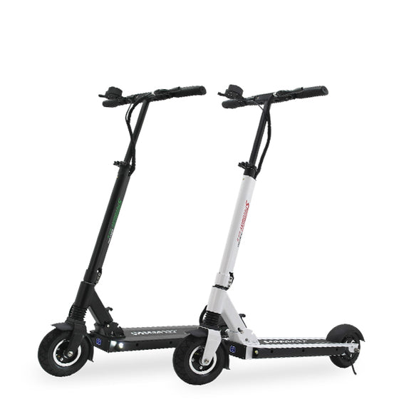Speedway Mini 4 Electric Scooter Black & White