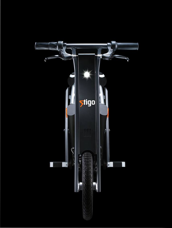 Stigo [Electric Scooter with Seat] - Scootology - Malaysia's Best Electric Scooter
