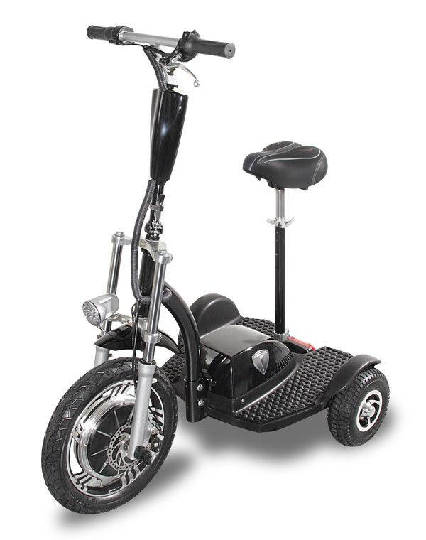 Triad 750 [Seated 3 Wheel Electric Scooter] - Scootology - Malaysia's Best Electric Scooter