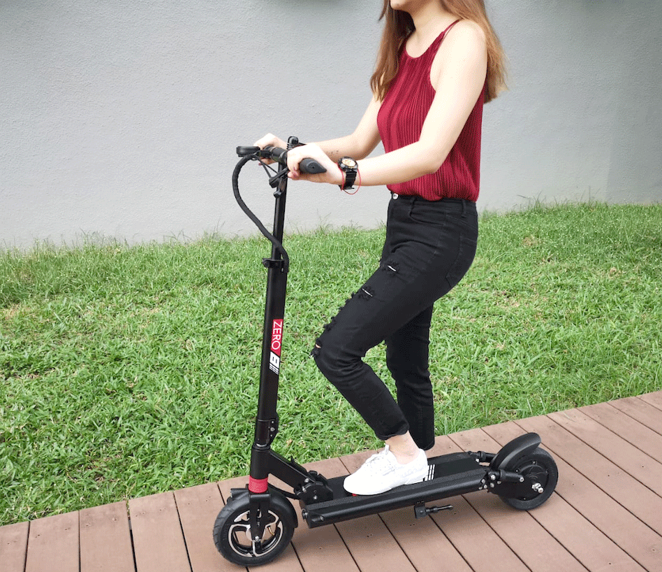 ZERO 8 - Value E-Scooter - Scootology - Malaysia's Best Electric Scooter