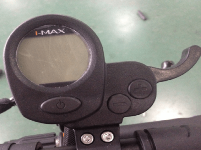 I-Max LCD Display Screen - Scootology - Malaysia's Best Electric Scooter
