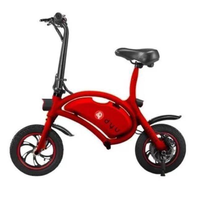 DYU Seated Electric Scooter - Scootology - Malaysia's Best Electric Scooter