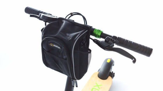 Small Front Pouch for E-Scooter - Scootology - Malaysia's Best Electric Scooter
