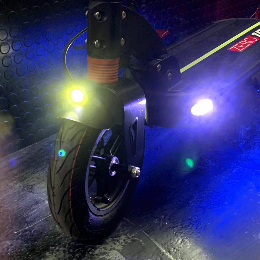 Zero 10 E-Scooter (End Of March 2019) - Scootology - Malaysia's Best Electric Scooter
