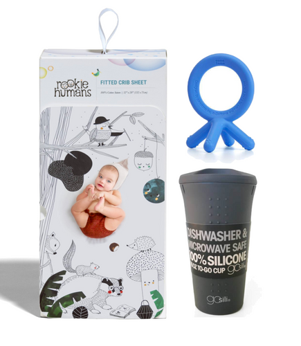 Gavepakke 2 - Babyshower bundle