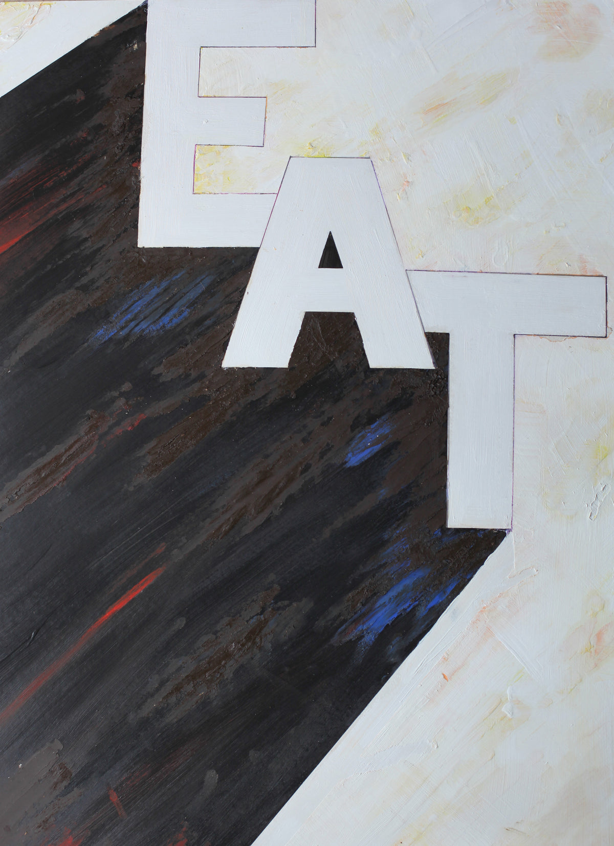 Eat 1 Limited Edition Art Print