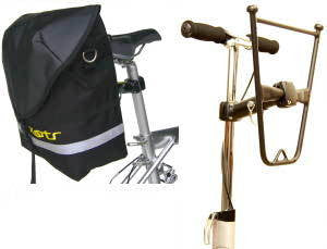 Cross Rack With Bag