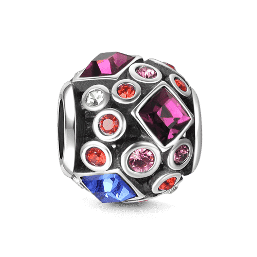 Pandora Compatible 925 sterling silver Wonderful World Charm Silver From CharmSA Image 1