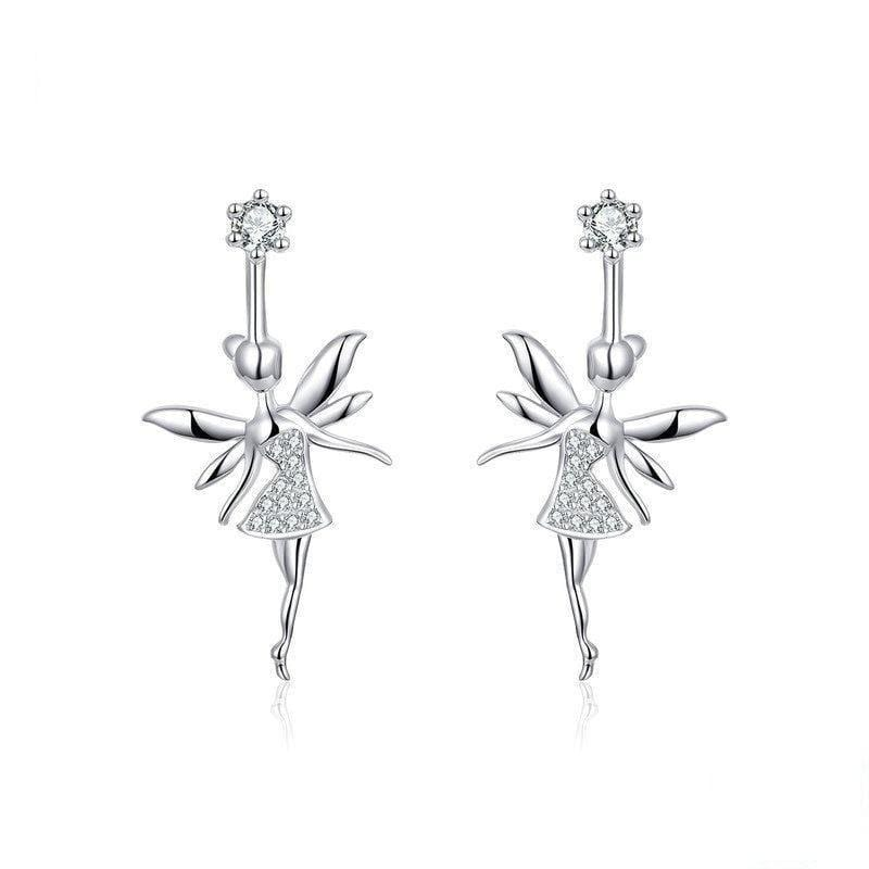 Fairy Elf Shining Earrings From CharmSA Image 1