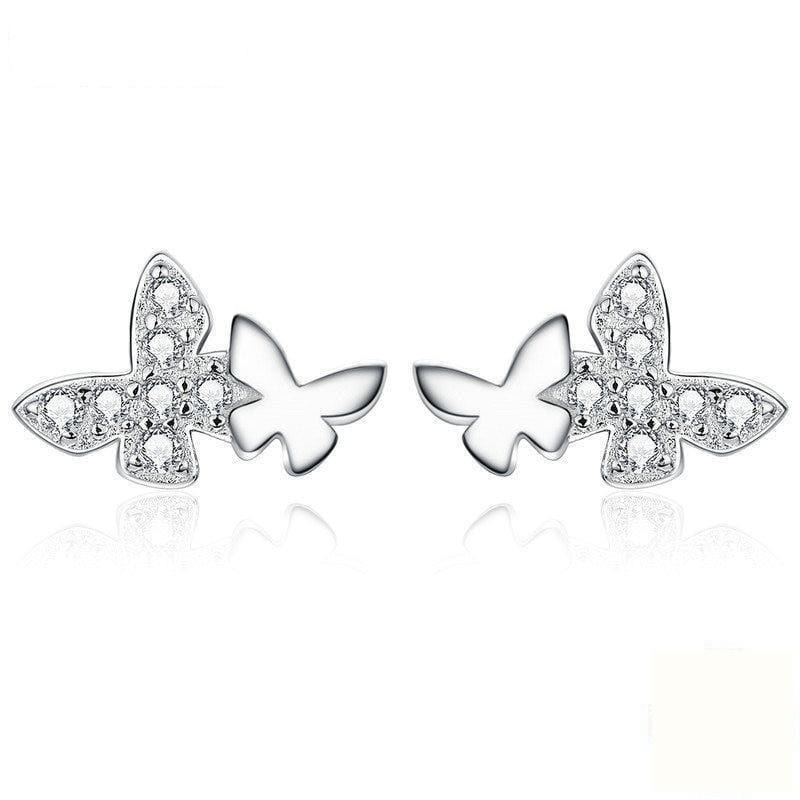Flying Butterfly Earrings From CharmSA Image 1