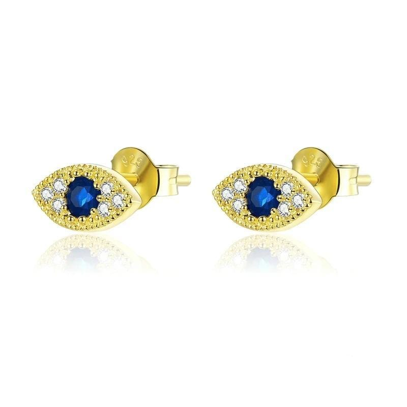 Eye Blue Earring From CharmSA Image 1