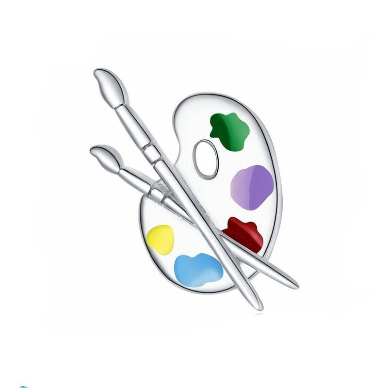 Colorful Palette Charm