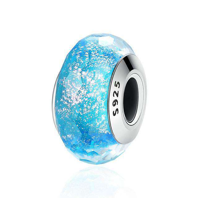 Pandora Compatible 925 sterling silver European Murano Glass Charm From CharmSA Image 1
