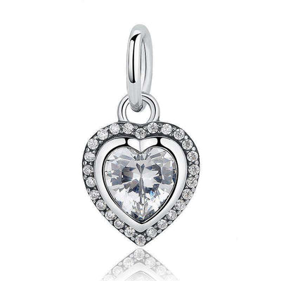Love Dangle CZ Charm