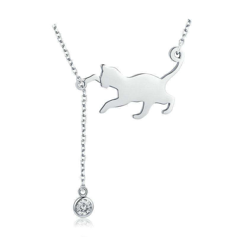 Cute Pet Cat Necklace