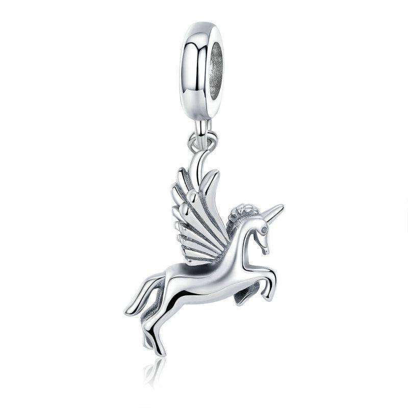 Pandora Compatible 925 sterling silver Trendy Memory Charm From CharmSA Image 1