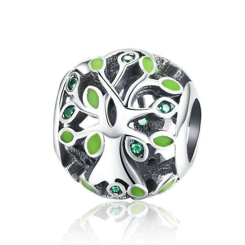 Pandora Compatible 925 sterling silver Family Tree of Life Charm From CharmSA Image 1
