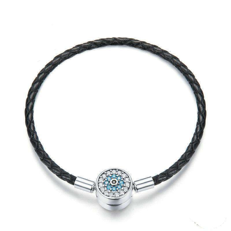 Blue Eyes Leather Bracelets