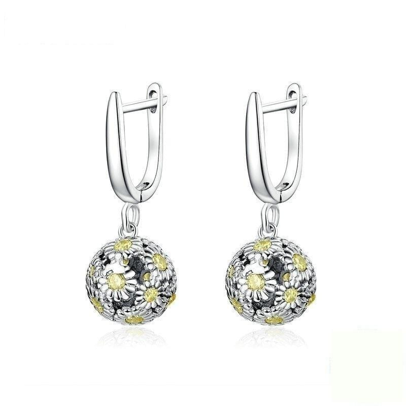 Daisy Earrings From CharmSA Image 1