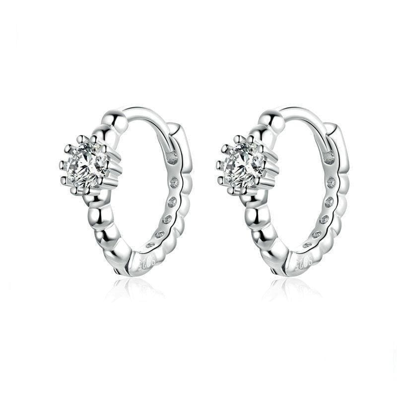 Wedding Hoop Earrings From CharmSA Image 1