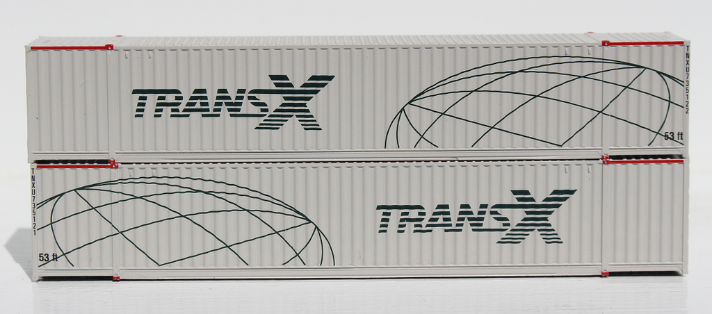 MAY 2019 New Releases; 20' and 53' containers