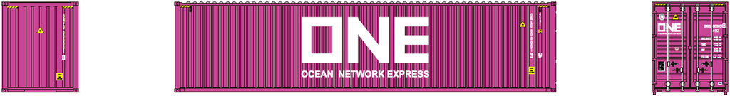 New!  Ocean Network Express, containers announcement