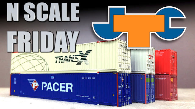 New Video review by TSG Multimedia; N Scale Friday