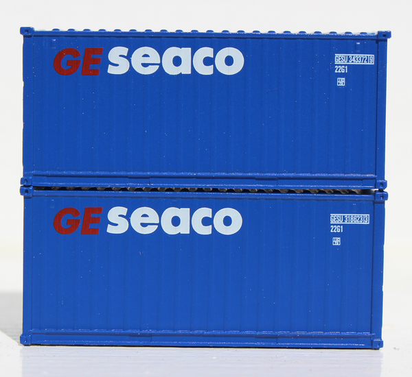 GESEACO 20' Std. height containers with Magnetic system, Corrugated-side. JTC-205340