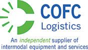 COFC LOGISTICS 53' HIGH CUBE 6-42-6 corrugated containers with Magnetic system, Corrugated-side. JTC # 535066